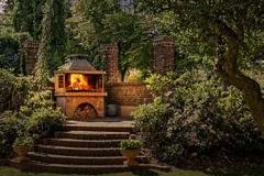 Få bygget din egen luksus havegrill