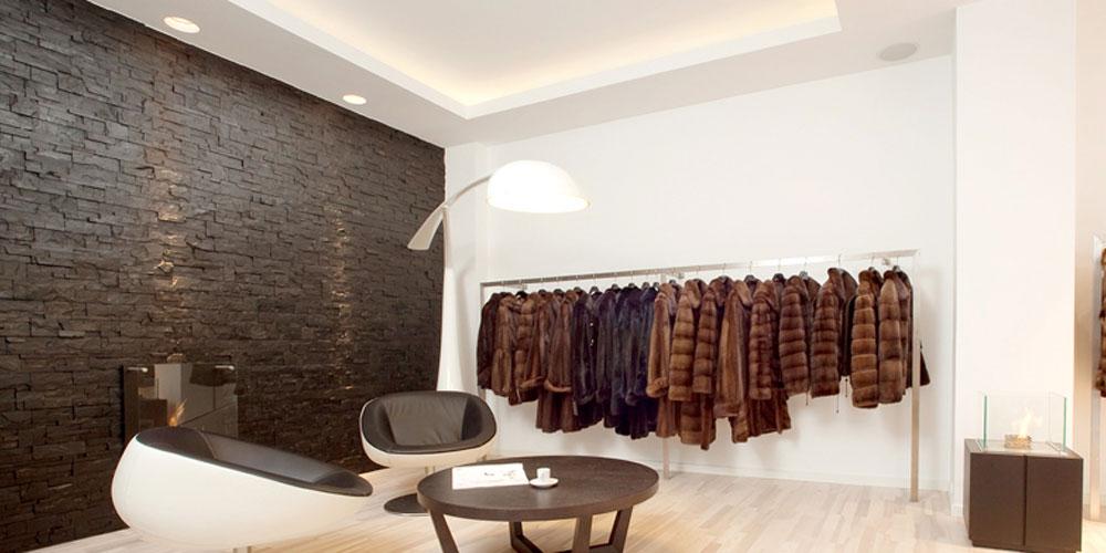 Renovering af tøjbutik